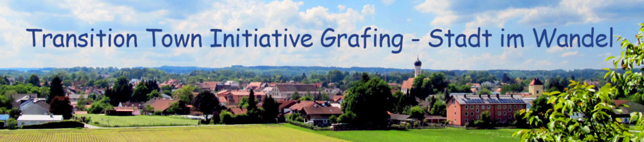 Transition Town Initiative Grafing